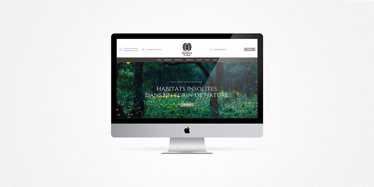 Webdesign - Des Branches et Vous